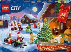 LEGOkalender, lego City kalender