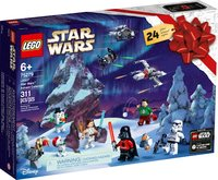 LEGO Star Wars julekalender adventskalender